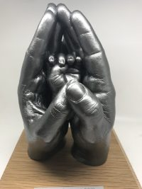 Family Hand cast in Essex