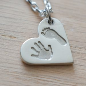 personalised silver jewellery hand foot print 300x300 - Home